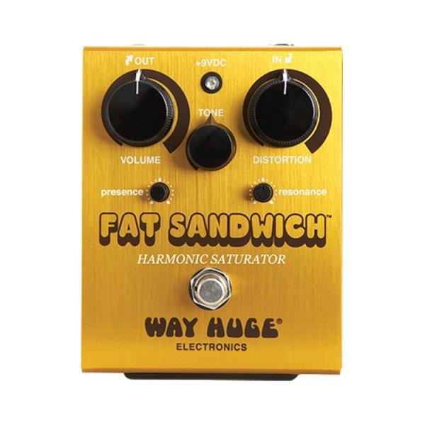 Педаль ефектів Way Huge WHE301 Fat Sandwich Distortion