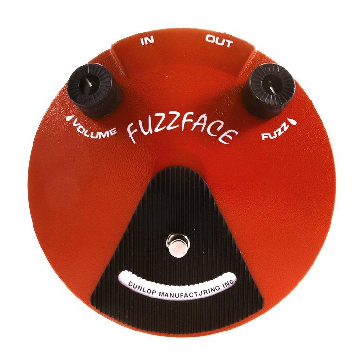 Педаль ефектів Dunlop JDF2 Fuzz Face