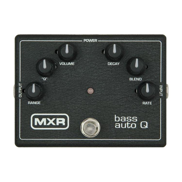 Педаль ефектів MXR M188 Bass Auto Q