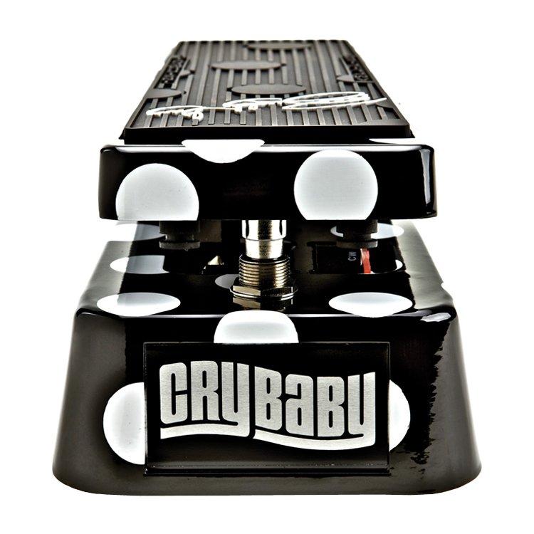 Педаль ефектів Dunlop Cry Baby BG95 Buddy Guy Signature Wah