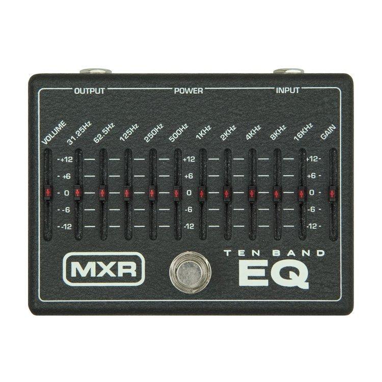 Педаль ефектів MXR M108 10-Band Graphic EQ