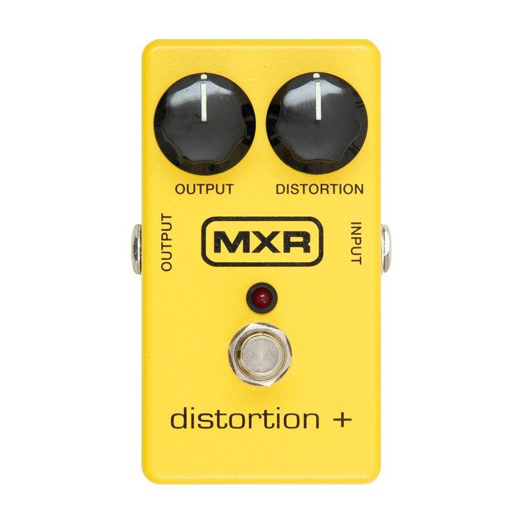 Педаль ефектів MXR M104 Distortion+