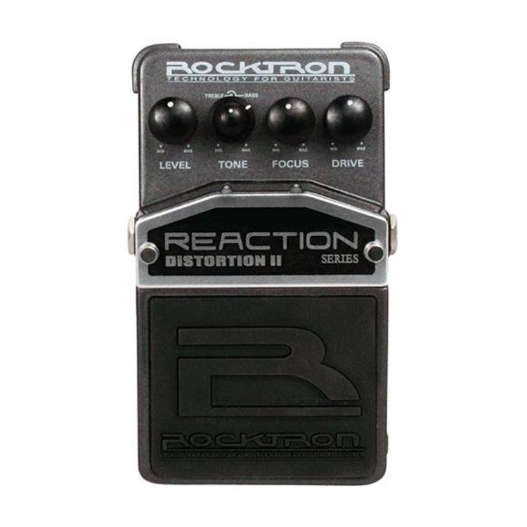 Педаль ефектів Rocktron Reaction Distortion 2