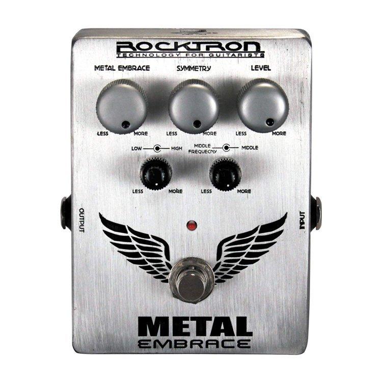 Педаль ефектів Rocktron Boutique Metal Embrace