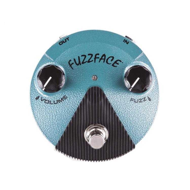Педаль ефектів Dunlop Fuzz Face FFM3 Mini Jimi Hendrix
