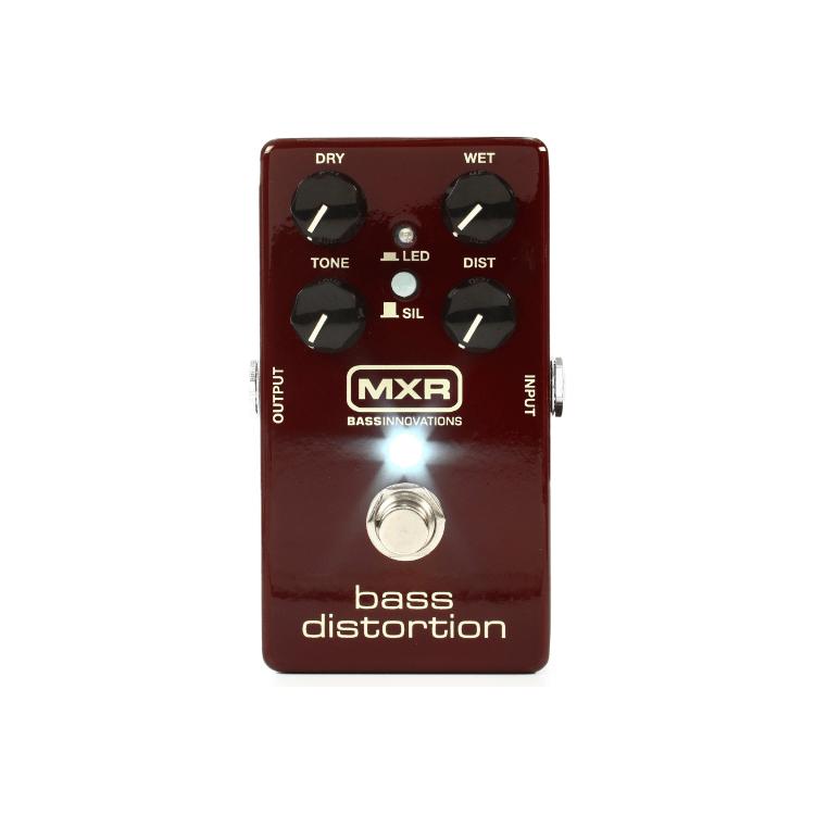 Педаль ефектів MXR M85 Bass Distortion