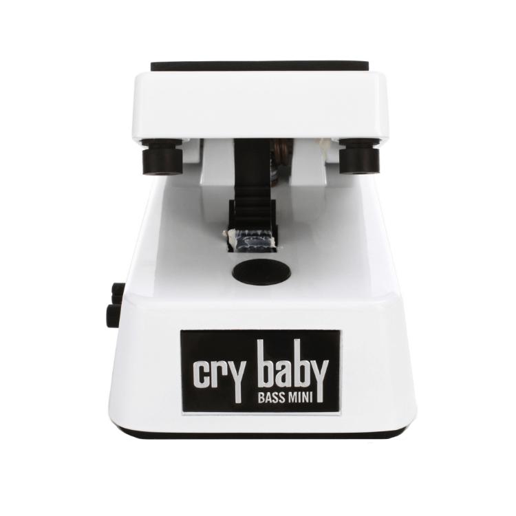 Педаль ефектів Dunlop Cry Baby® CBM105Q Mini Bass Wah
