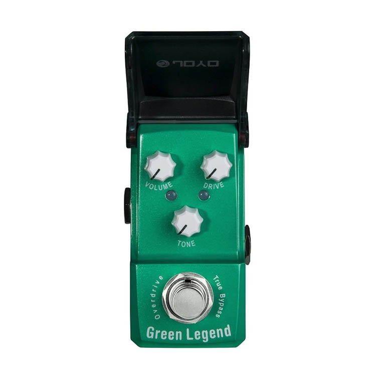 Педаль ефектів JOYO JF-319 Green Legend