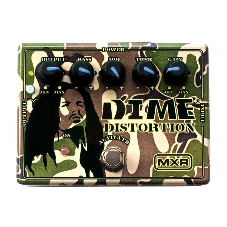 Педаль ефектів MXR DD11 Dime Distortion