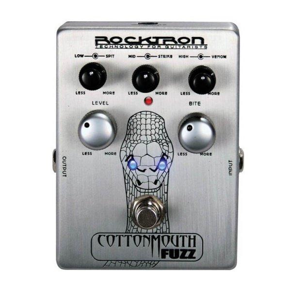 Педаль ефектів Rocktron Cottonmouth Fuzz