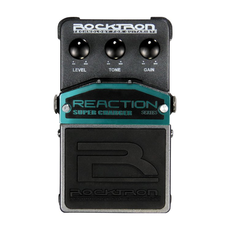 Педаль ефектів Rocktron Reaction Super Charger