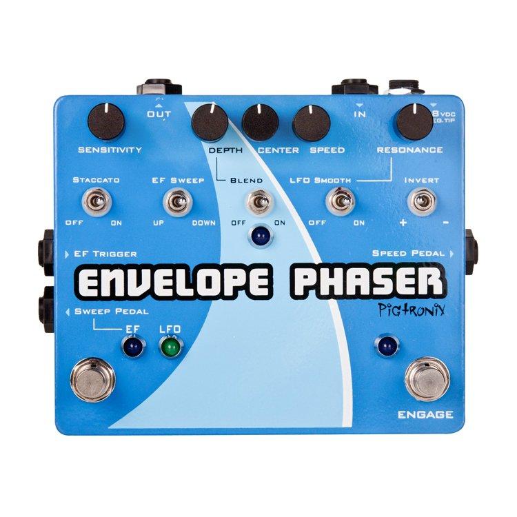 Педаль ефектів Pigtronix Envelope Phaser