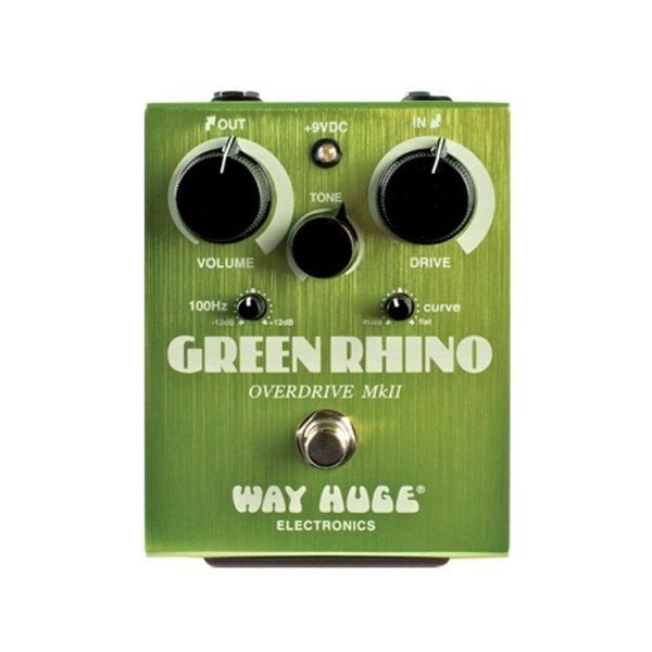 Педаль ефектів Way Huge WHE202 Green Rhino