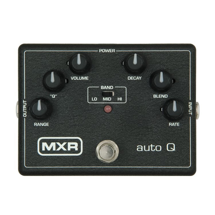Педаль ефектів MXR M120 Auto Q Envelope Filter