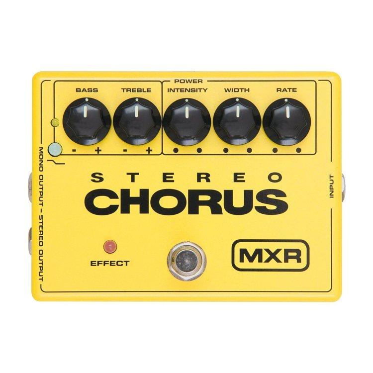 Педаль ефектів MXR M134 Stereo Chorus