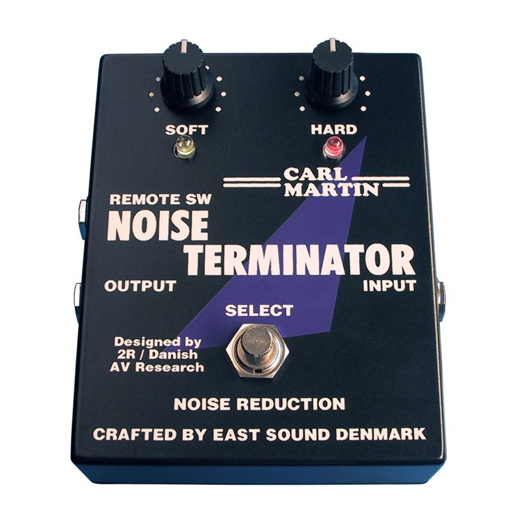 Педаль ефектів Carl Martin Noise Terminator