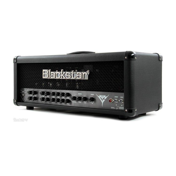 Гітарний підсилювач Blackstar Blackfire 200 Gus. G