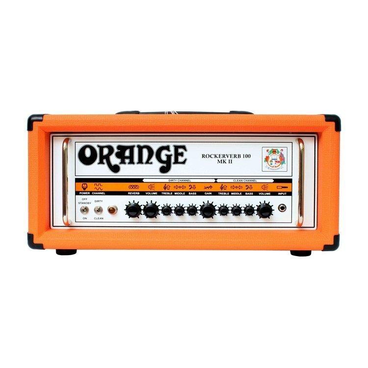 Гітарний підсилювач Orange Orange Rockerverb MK II 100