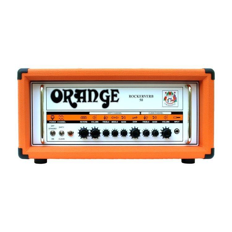 Гітарний підсилювач Orange Rockerverb MK II 50