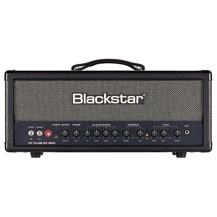 Гітарний комбопідсилювач Blackstar HT Club 50 MkII