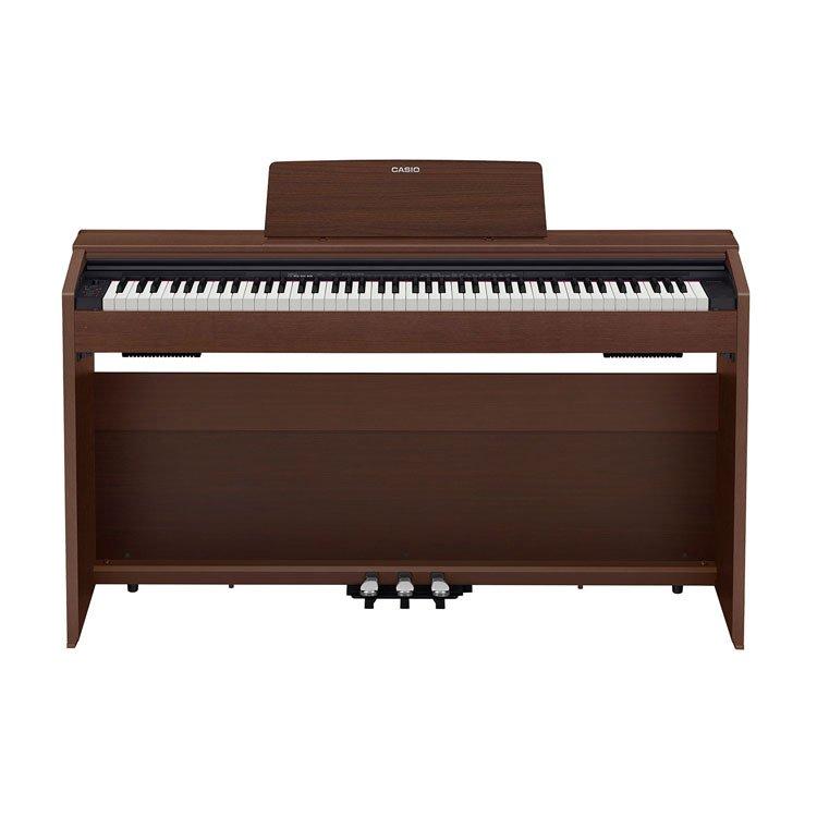 Цифрове фортепіано Casio PX-870 BN (коричневе)