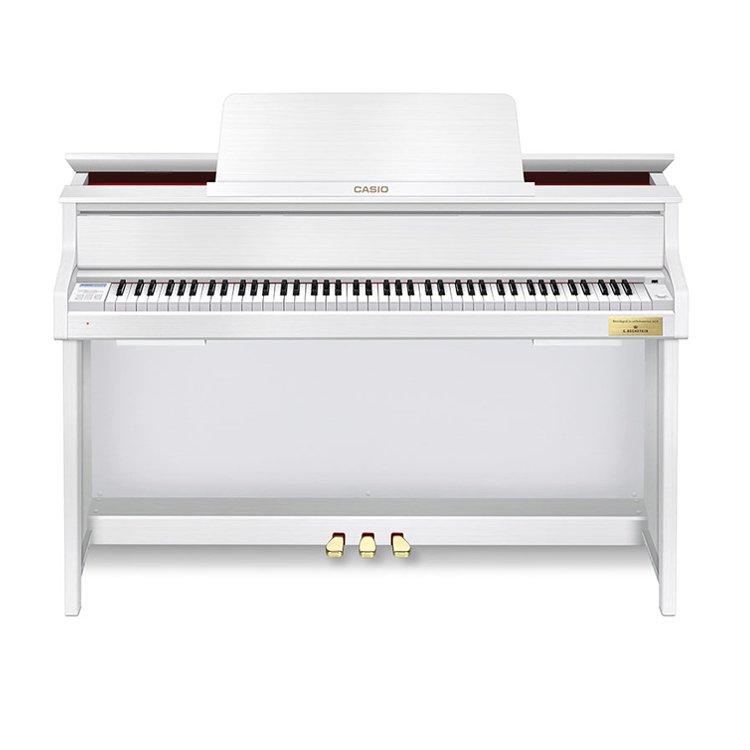 Цифрове піаніно Casio Grand Hybrid GP-300 WE