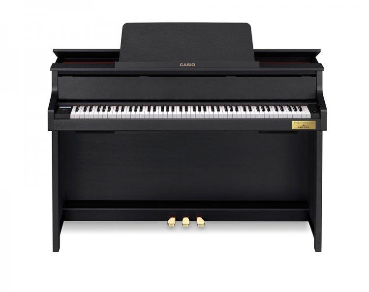 Цифрове піаніно Casio Grand Hybrid GP-300 BK