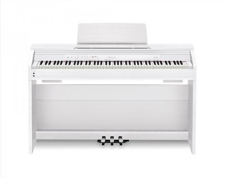 Цифрове піаніно Casio PX-760WE