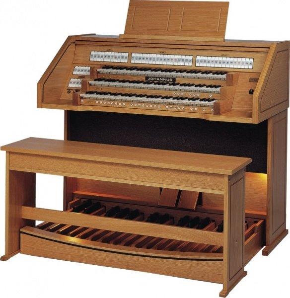 Цифровий орган Johannus Opus 35