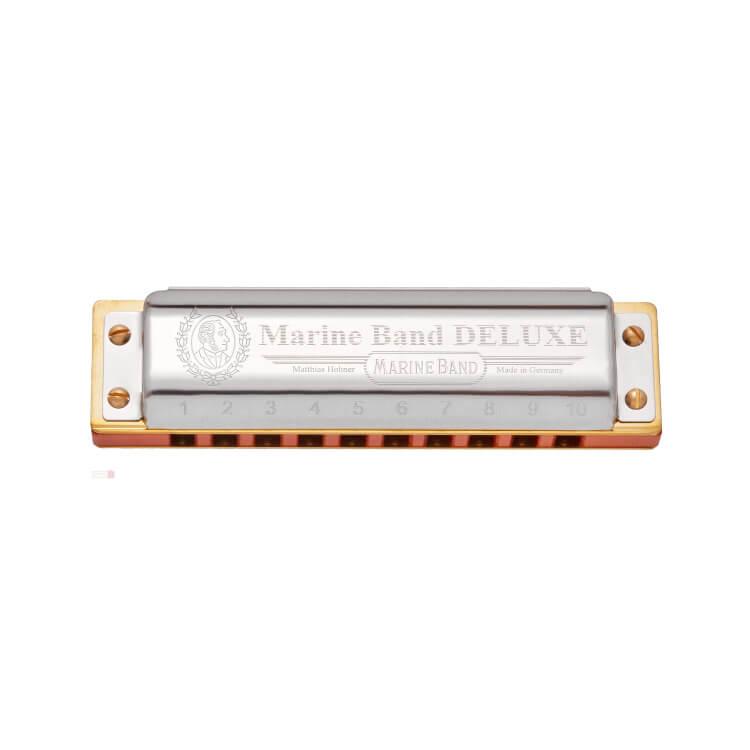 Губна гармошка  Hohner Marine Band Deluxe G-maj M200508X