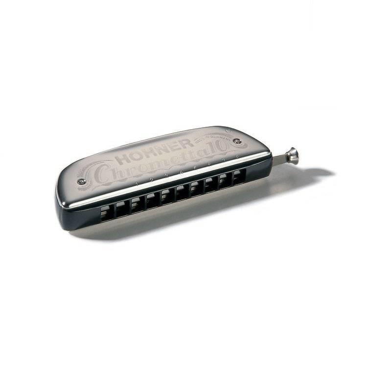 Губна гармошка Hohner  Chrometta 10 M25301