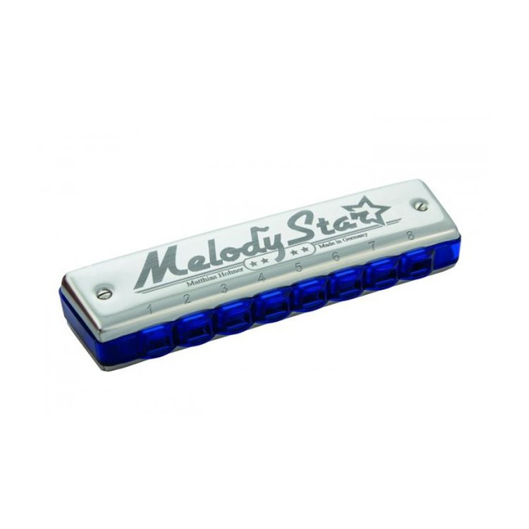 Губна гармошка Hohner  Melody Star C-major M904017