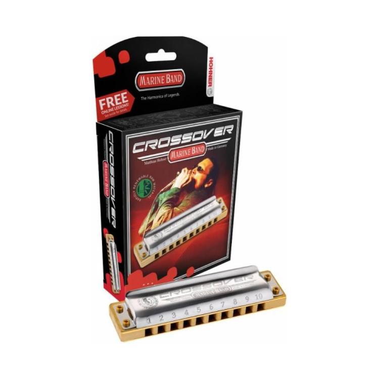 Губна гармошка Hohner Crossover C-major M2009016X