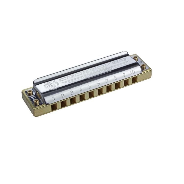 Губна гармошка Hohner Crossover G-major M2009086