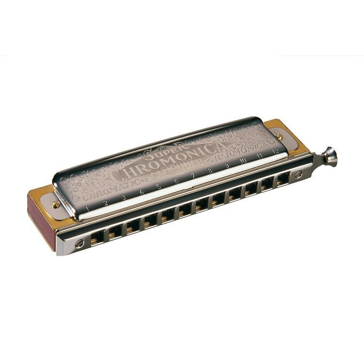 Губна гармошка Hohner Super Chromonica 270/48 G-major M27008
