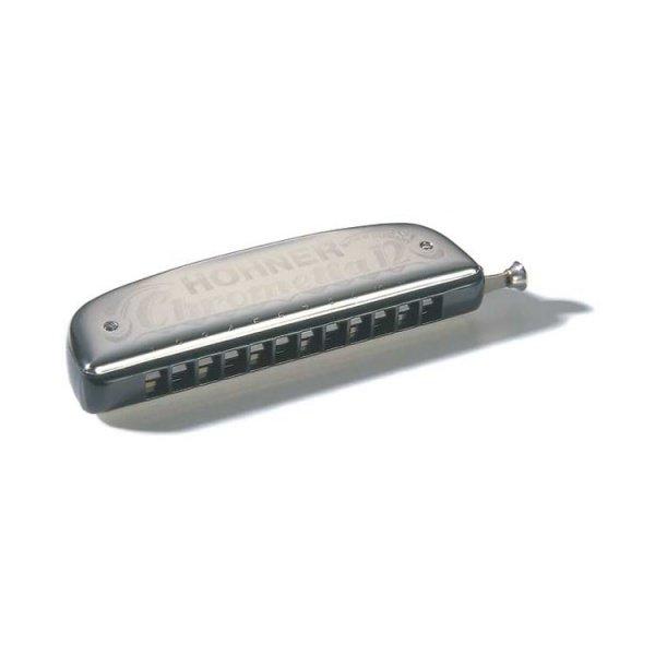 Губна гармошка Hohner Chrometta 12 М25501