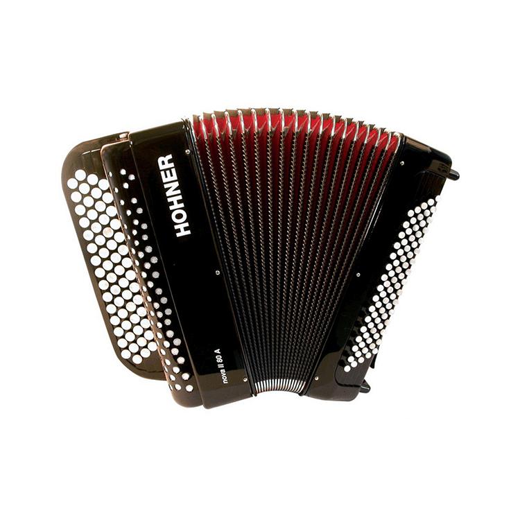 Аккордеон Hohner Nova II 80A