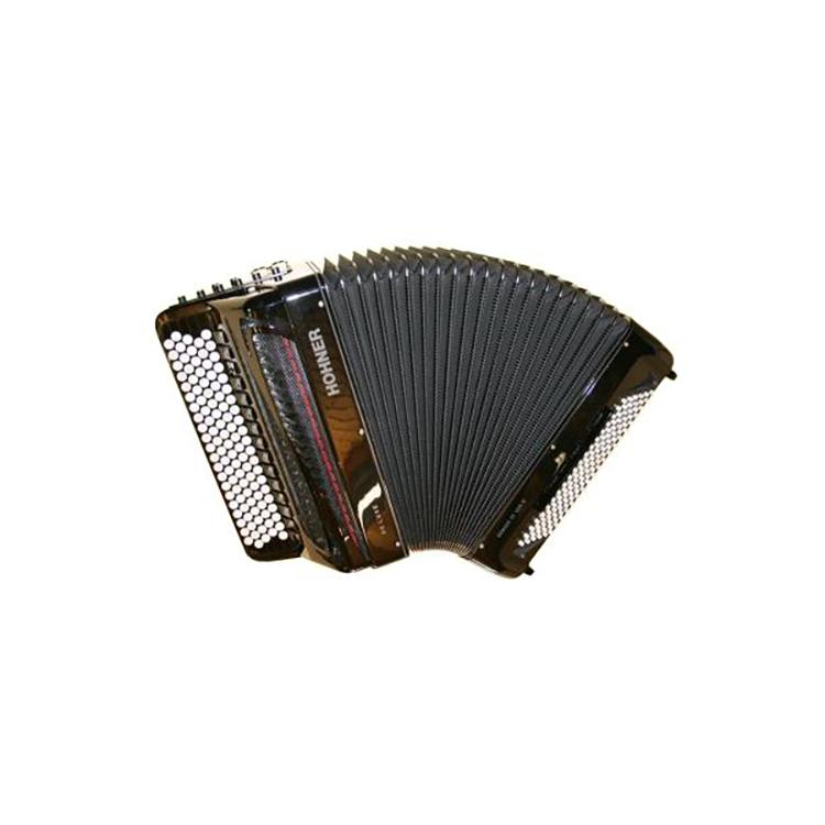 Акордеон Hohner Genius IV 120 de Luxe