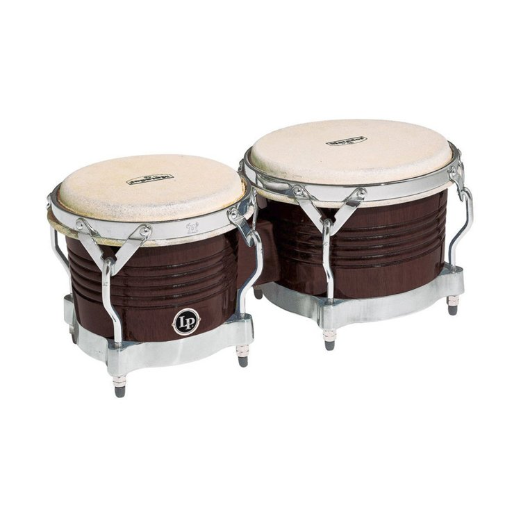 Бонго Latin Percussion Matador Wood M201-BKWC