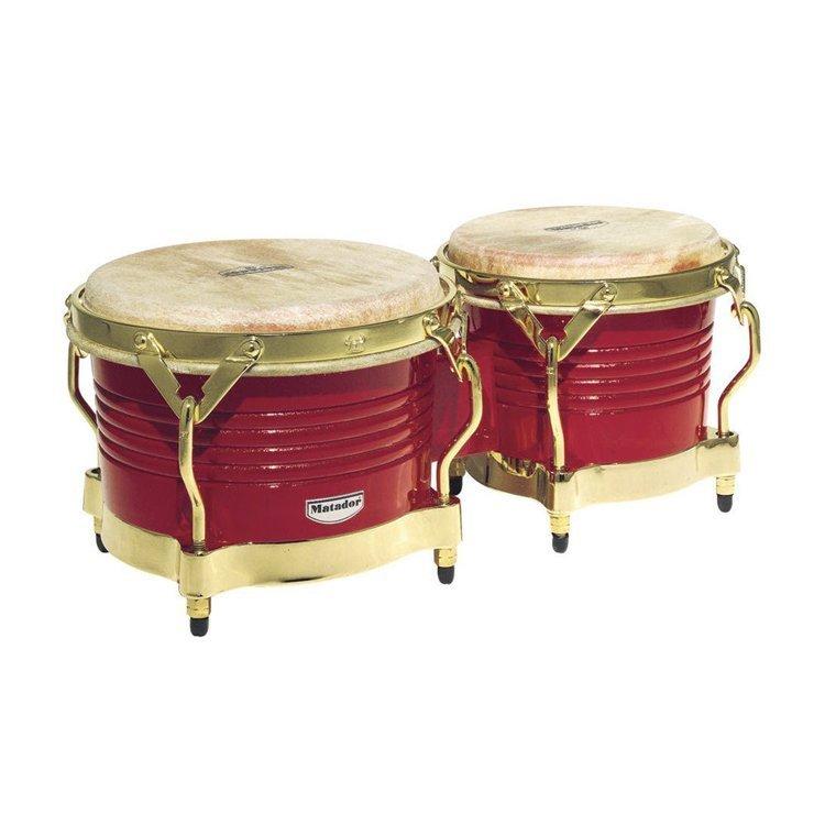 Бонго Latin Percussion M201-RW Matador Wood