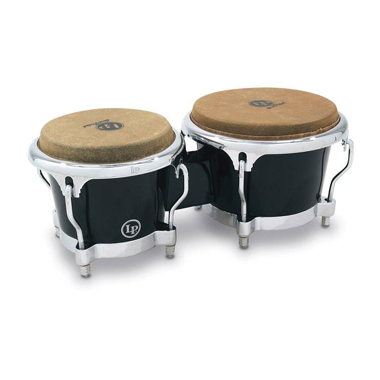 Бонго Latin Percussion LP200XF-BK Matador Fiberglass