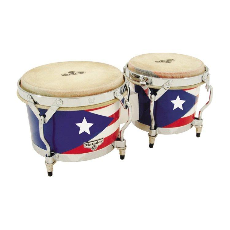 Бонго Latin Percussion M201-PR Matador Wood