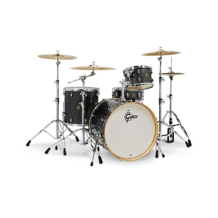 Барабанна установка Gretsch Catalina Maple Black Stardust
