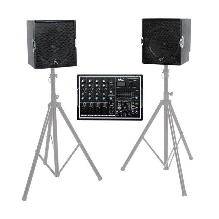 Акустична система Alpha Audio A-AMP compact 700 coax