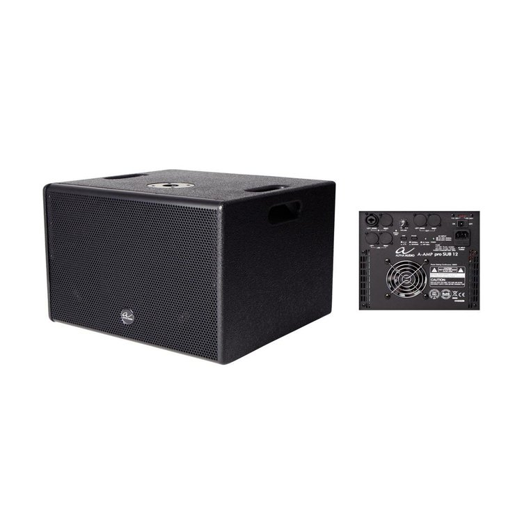 Акустична система Alpha Audio A-AMP Pro 12 Sub