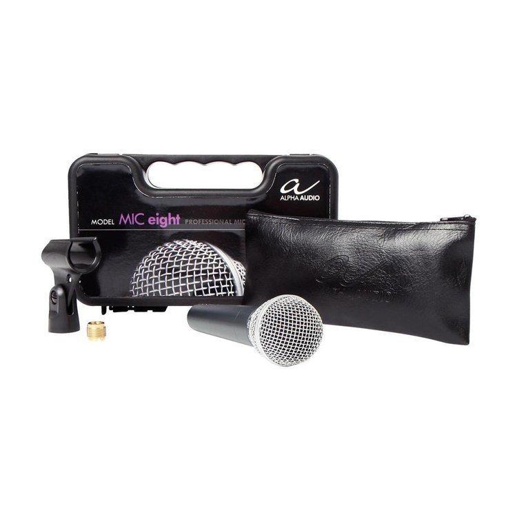 Мікрофон Alpha Audio MIC eight