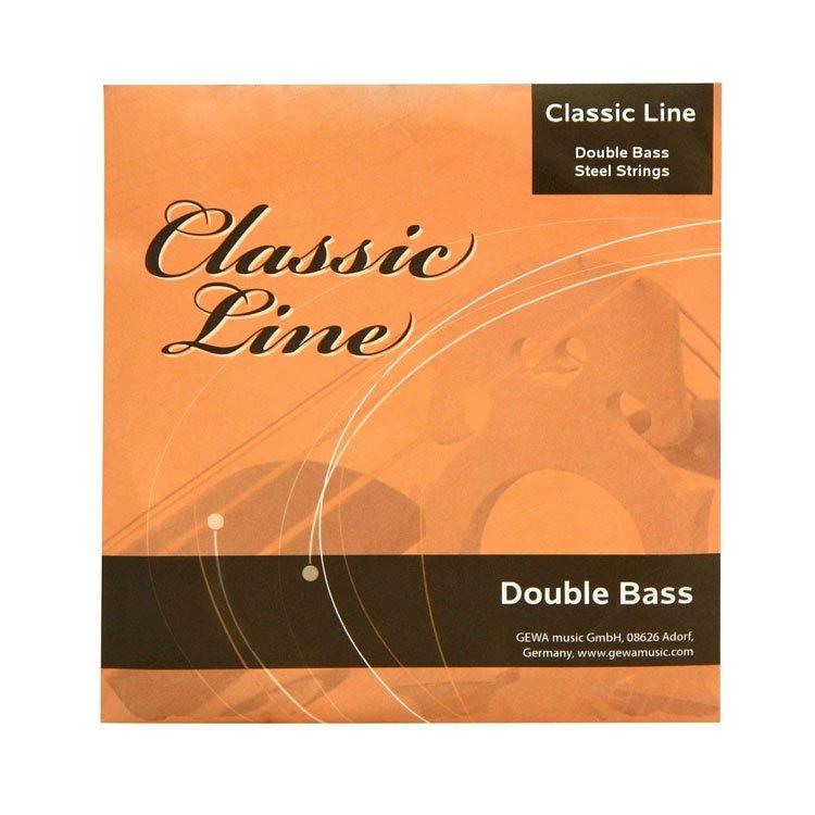 Струни для контрабаса GEWApure Double Bass String Set Classic Line