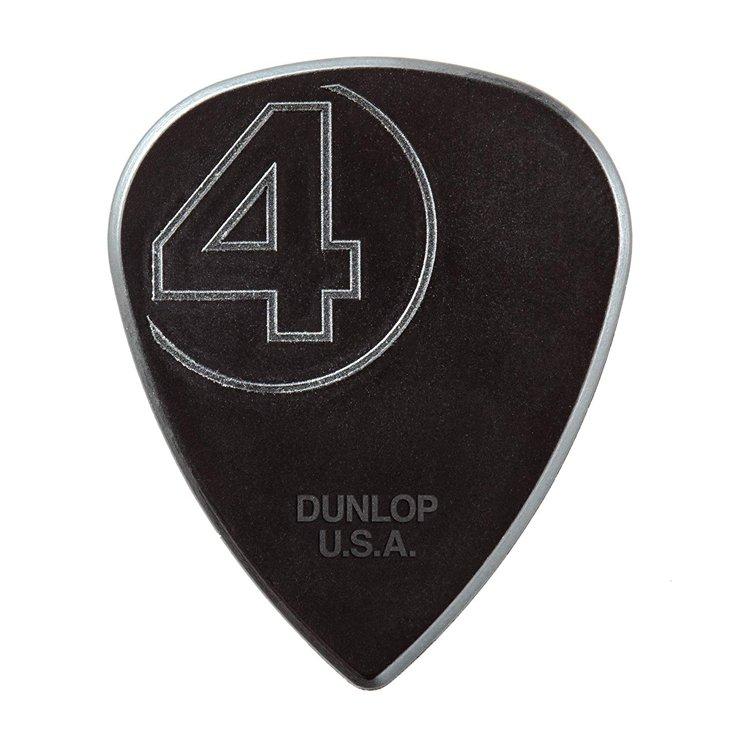 Набір медіаторів Dunlop 447PJR1.38 Jim Root Signature Nylon Pick