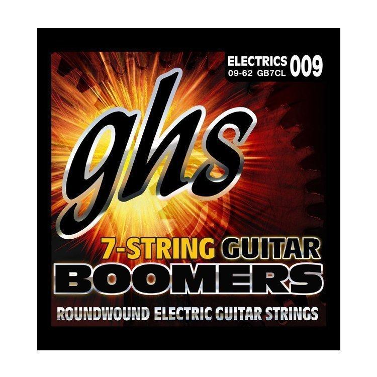 Струни GHS Boomers Custom GB7CL