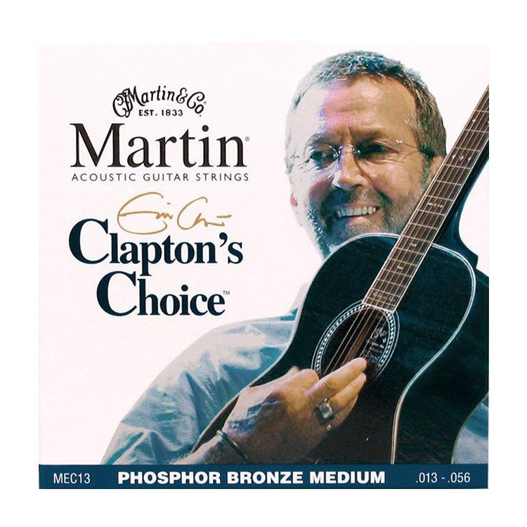 Струни для акустичної гітари Martin MEC13